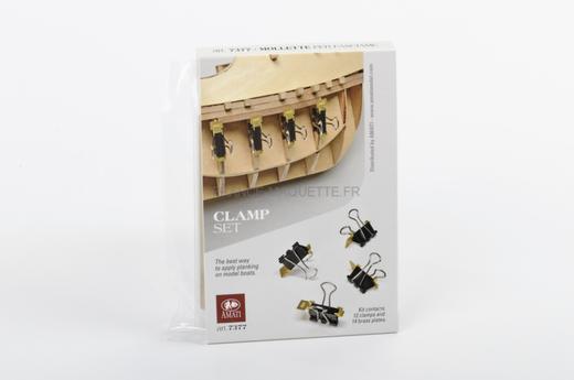 Outillage pour maquettes en bois : Pinces pour bordage - AMATI 07377 7377