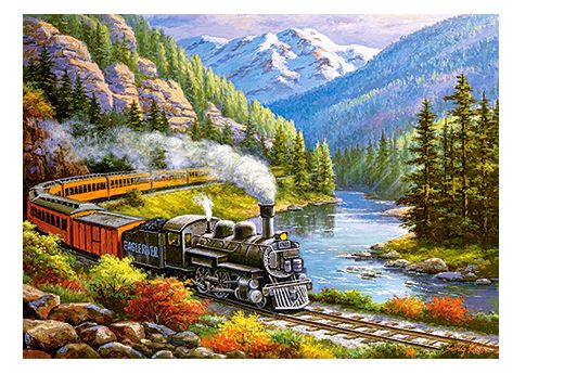 Puzzle Eagle River - 300 pièces - Castorland 030293