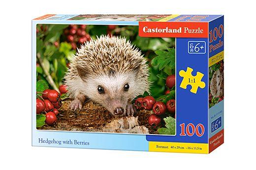 Puzzle Herison - 100 pièces - Castorland 111145