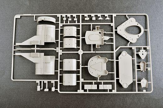 Maquette navire - DKM Scharnhorst - 1:200 - Trumpeter 3715 003715