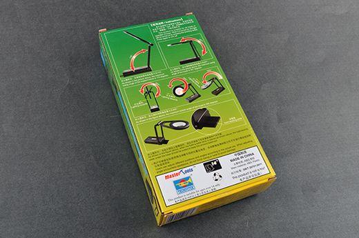 Outil de modélisme : LED Modelling Loupe - Master tools 09959