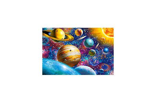 Puzzle Solar System Odyssey 1000 pièces - Castorland 104314