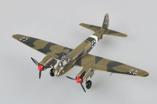 Maquette avion militaire : German Ju88 Fighter - 1:72 - Hobby Boss 9580297
