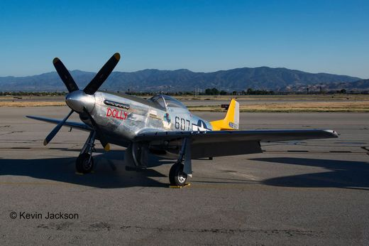 Maquette avion militaire : P-51D Mustang - 1:32 - Revell 03944