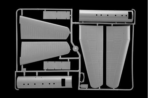 Maquette avion : Planeur AS.51 Horsa Mk.I - 1/72 - Italeri 1356 01356