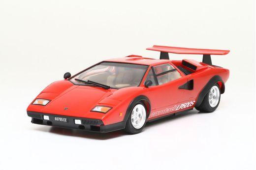 Maquette de voiture : Lamborghini countach LP500S - 1/24 - Tamiya 25419