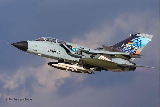 Maquette militaire : Tornado ASSTA 3.1 - 1:48 - Revell 03849, 3849 - france-maquette.fr