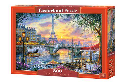 Puzzle Paris - 500 pièces - Castorland 53018