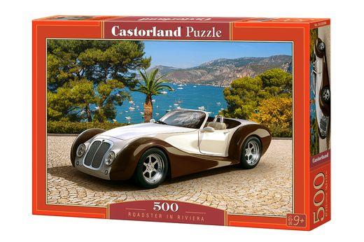 Puzzle Voiture Roadster - 500 pièces - Castorland 53094