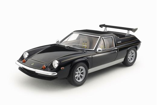 Maquette de voiture de sport : Lotus Europa Special - 1/24 - Tamiya 24358