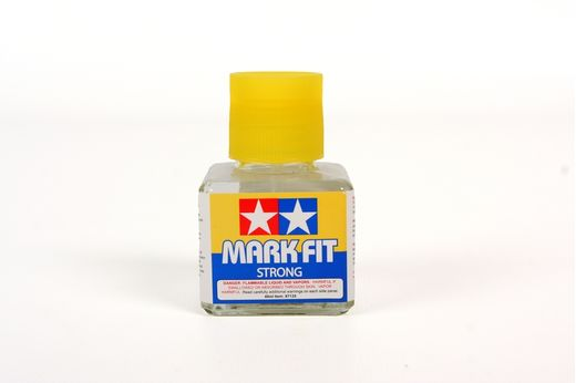 Colle maquette : Mark Fit Strong 40ml - Tamiya 87135