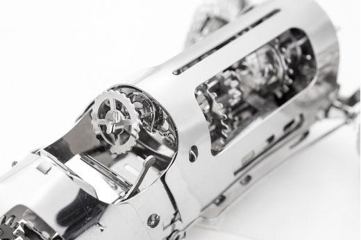 Kit de construction mécanique en métal - Silver Bullet – TimeForMachine 38015