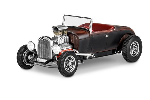 Maquette Monogram 1929 Ford Model A Roadster - 1:25 - Revell 14463