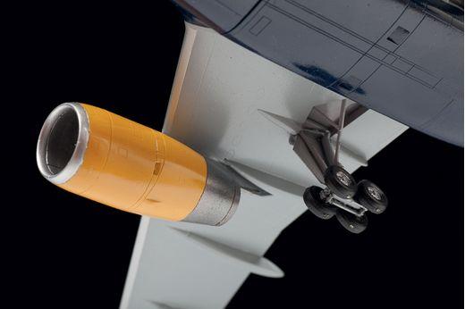 Maquette d'avion Boeing 757‐200 - 1/144 - Zvezda 7032 07032