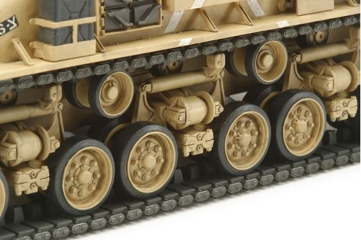 Maquette Char d'assaut : M51 Super Sherman 1/35 - Tamiya 35323