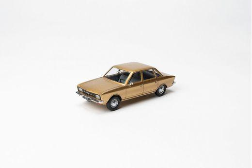 Maquette voiture : Berline K70 - 1/8 - Heller 80799