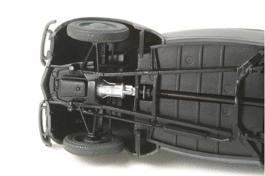 Maquette véhicule militaire : SIMCA 5 Armée Allemande - 1/35 - Tamiya 35321