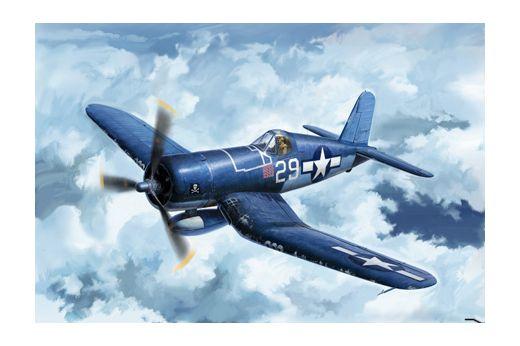 Maquette d'avion militaire : Corsair F4U-1A - 1:72 - Tamiya 60775