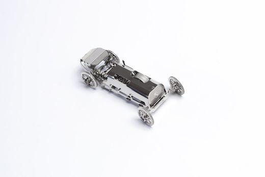 Kit de construction mécanique en métal - Tiny Sport Car – TimeForMachine 38030