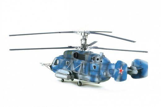 Maquette hélicoptère militaire : Kamov Ka‐29 Helix‐B - 1/72- Zvezda 7221 07221