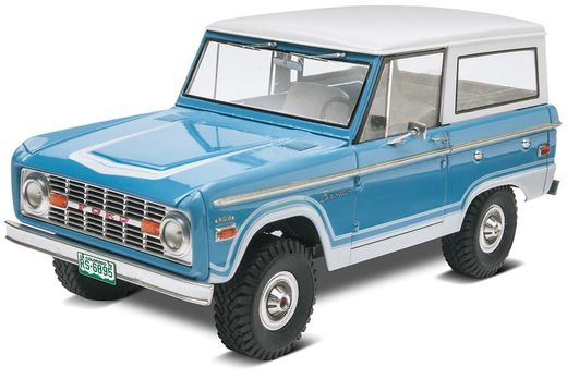 Maquette de voiture de collection : Ford Bronco - 1/25 - Revell 14320