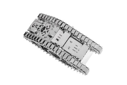Kit de construction mécanique en métal - Marvel Tank – TimeForMachine 380122