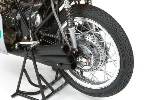 Maquette moto : Honda RC166 GP RACER - 1/12 - Tamiya 14113