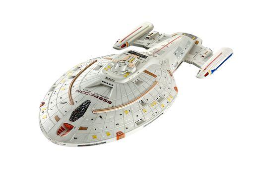 Maquette Star Trek : U.S.S. Voyager - 1:670 - Revell 4992, 04992