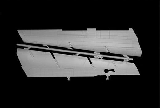 Maquette avion militaire : B-52G Stratofortress - Début production - 1:72 - Italeri 1451 01451