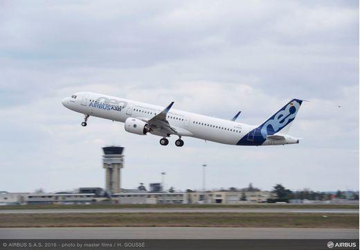 Maquette avion civil : Airbus A321 Neo - 1:144 - Revell 4952 04952