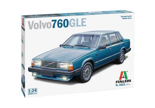 Maquette voiture : Volvo 760 GLE - 1/24 - Italeri 03623 3623