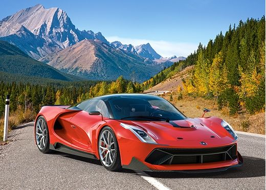 """Puzzle voiture """"Mountain Ride"""" 260 pièces - Castorland 27477"""