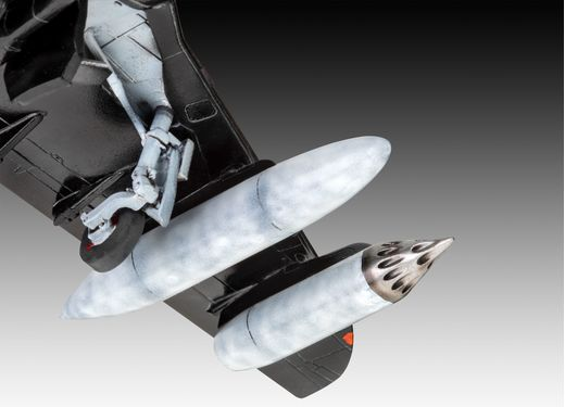 Maquette militaire : Model Set BAE Hawk T.1 1:72 - Revell 64970 - france-maquette.fr