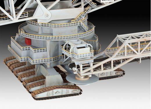 Maquette : Excavatrice 289 - Ed. Limitée 1:200 - Revell 05685, 5685 - france-maquette.fr