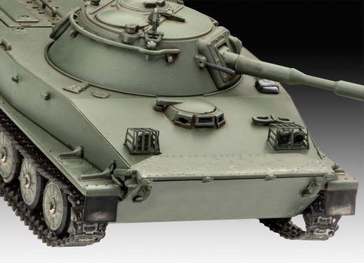 Maquette char d'assaut : PT-76B - 1:72 - Revell 03314, 3314