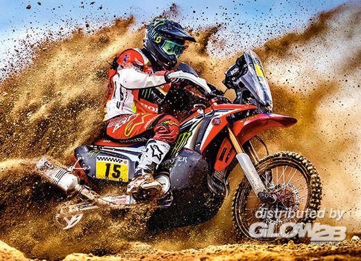 Puzzle motocross - 300 pièces - Castorland 030354