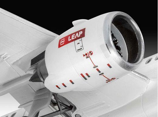 Maquette avion civil : Airbus A321 Neo - 1:144 - Revell 4952 04952Maquette avion civil : Airbus A321 Neo - 1:144 - Revell 4952 04952