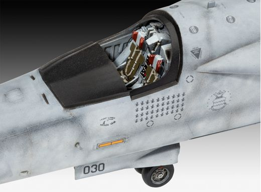 Maquette avion : Model Set EF-111A Raven - 1:72 - Revell 64974 - france-maquette.fr