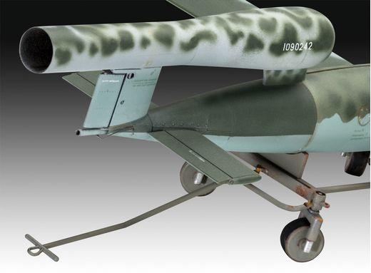 Maquette avion : Model set Fieseler Fi103 V-1 - 1:32 - Revell 63861