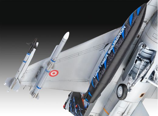 Maquette avion : Model Set F-16D Fighting Falcon 1:72 - Revell 63844