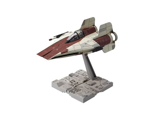 A-Wing Starfighter - Bandaï - 1:72 - Revell 01210, 1210