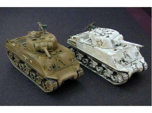 Italeri 07518 : SHERMAN M4 A3 - Special Wargames