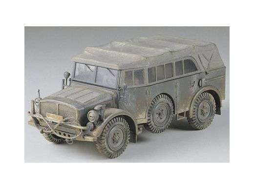 Maquette véhicule militaire : Horch 1A - 1/35 - Tamiya 35052