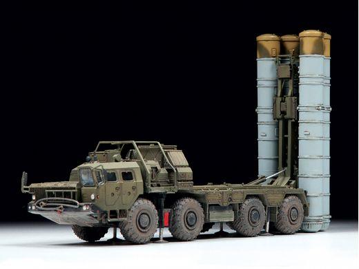 Maquette militaire : S‐400 Triumpf SA-21 Growler - 1/72 - Zvezda 05068 5068Maquette militaire : S‐400 Triumpf SA-21 Growler - 1/72 - Zvezda 05068 5068
