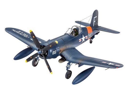 Maquette avion : F4U-4 Corsair - 1:72 - Revell 03955