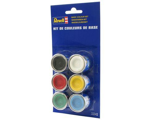 Set de couleurs de base - Revell 32342