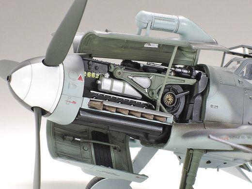 Messerschmitt Bf 109 G-6 1:48 - Tamiya 61117