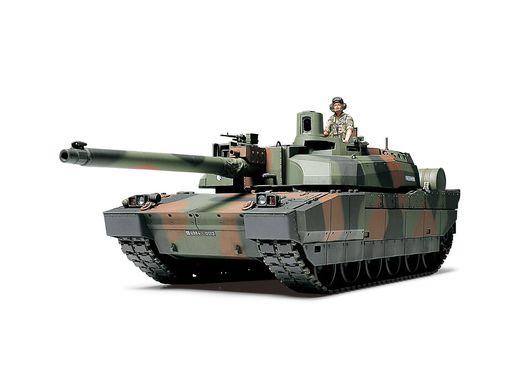 Maquette militaire : Char d'assaut Leclerc Serie II - 1/35 - Tamiya 35362