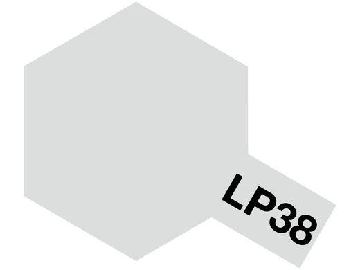 Tamiya LP-38 Aluminium mat - Tamiya 82138, Peinture laquée