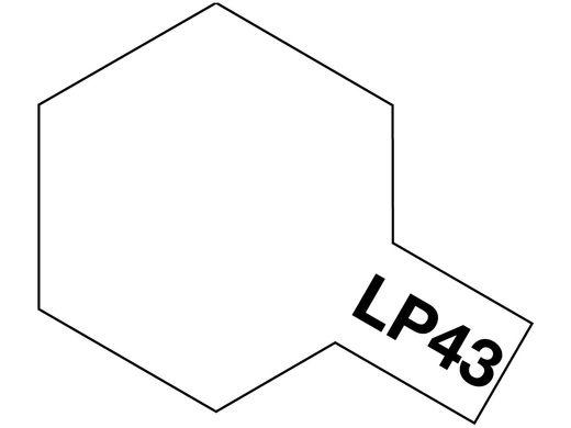 Tamiya LP-43 Blanc perle - Tamiya 82143, Peinture laquée